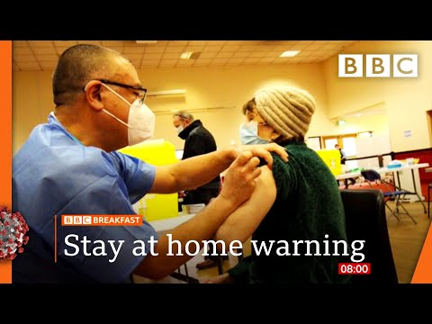 Covid-19: Vaccinated people may spread virus, Van-Tam 🔴 @BBC News live - BBC