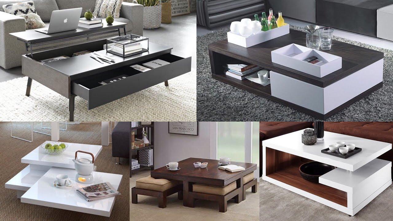 Stylish Modern Coffee Table Designs Ideas Youtube