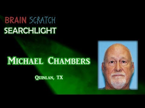 Michael Chambers on Brainscratch Searchlight