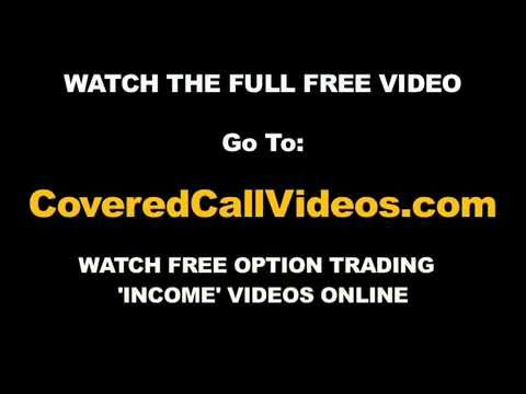 Covered Call - Option Trading - 3 Leg Box Part 1