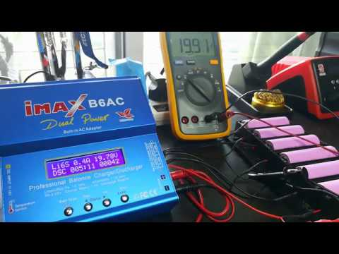 21700 Lithium Battery Pack Part 2