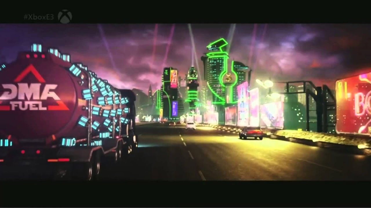 Trailers For Less >> Crackdown 3 - E3 2014 Trailer | Xbox One - YouTube