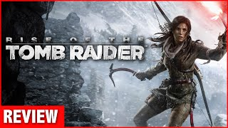 Rise of the Tomb Raider Review (Video Game Video Review)