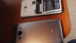 Como Desbloquea Samsung Galaxy Gran Prime  SM G531M Hard Reset, 4 Formas diferentes