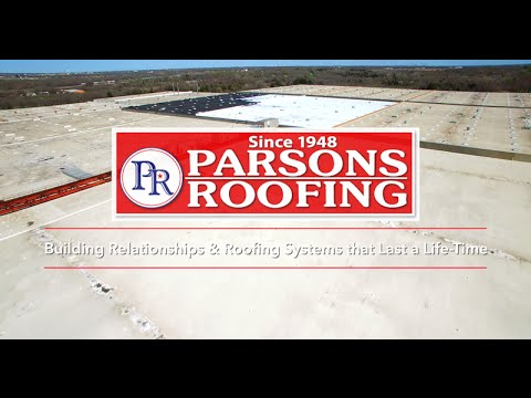 Perfect Parsons Roofing   Caterpillar Building Project Duro Last (Waco, TX)