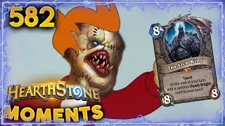 Shut Up And Take My Taunt!! | Hearthstone Daily Moments Ep. 582