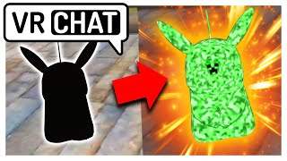 📟 Who's that Pokemon?! 📺 【VRChat funny Highlights】 #38