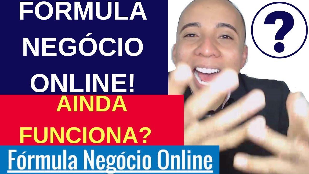 FORMULA NEGOCIO ONLINE AINDA FUNCIONA? NÃO COMPRE ANTES DE ASSISTIR ️ FORMULA NEGOCIO ONLINE
