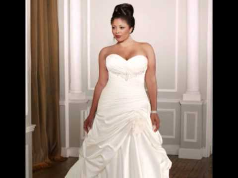 Julietta By Mori Lee Plus Size Wedding Dresses