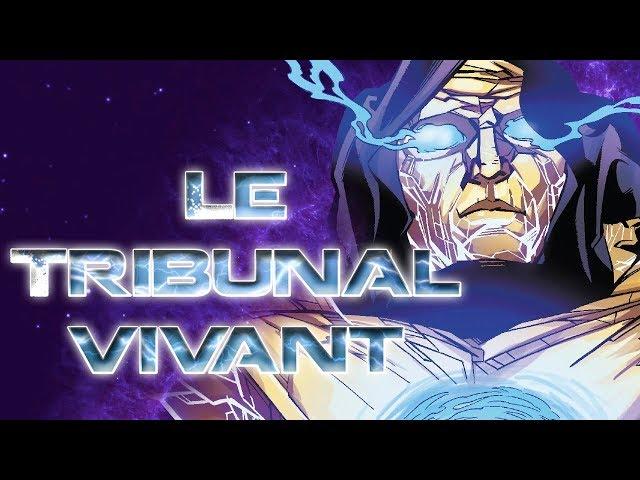 La VRAIE FORCE du TRIBUNAL VIVANT ! (feat. Alkor)