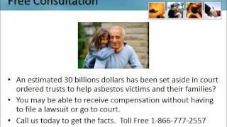 Mesothelioma Lawyer Garfield New Jersey 1-866-777-2557 Asbestos Lawsuit NJ Lung Cancer Attorneys