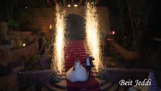 Beit Jeddi Restaurant Wedding -   bsaba - baabda - lebanon