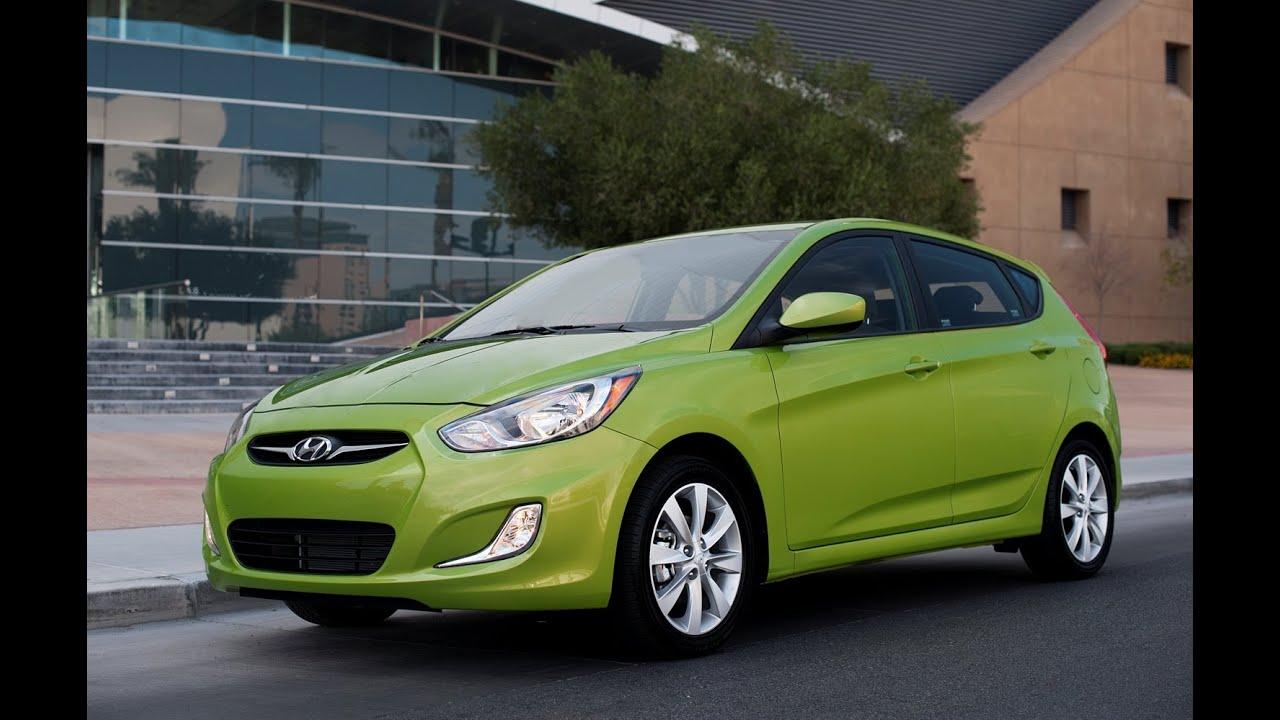 2015 Hyundai Accent - YouTube