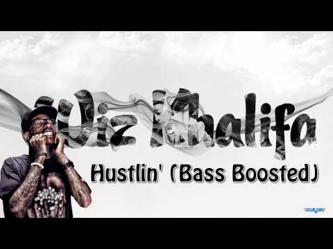 Wiz Khalifa  Hustlin Bass Boosted
