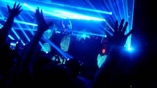 Sebastian Ingrosso - Live at Highline Ballroom NYC - HD - June 10, 2013