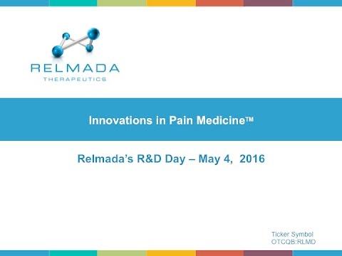 Relmada Therapeutics R&D Day