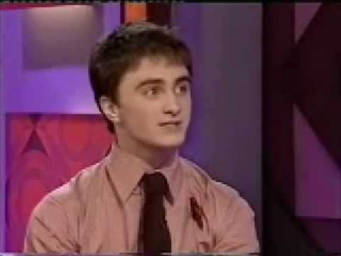 Daniel Radcliffe on Jonathan Ross (part 1)