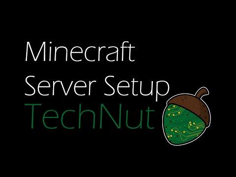Minecraft Server Setup - Minecraft server leicht erstellen