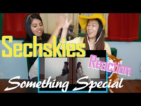 Sechskies - Something Special MV REACTION