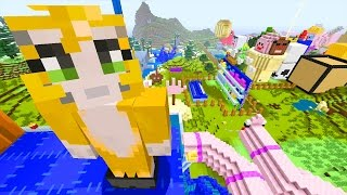 Minecraft Xbox - Quest To Be A Beautiful Lady (143)