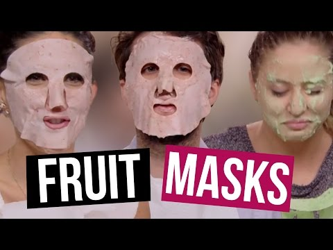 3 DIY Fruit & Vegetable Face Masks (Beauty Break)