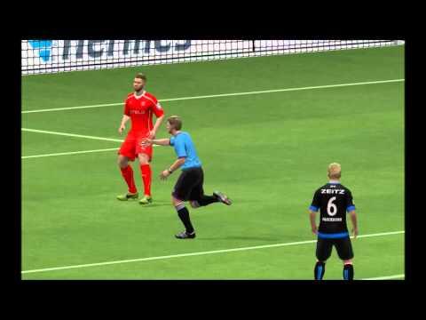 FIFA Karrieremodus #005 MOUKANDJO UND TSAFACK JUNGÖAH