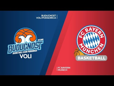 Buducnost VOLI Podgorica - FC Bayern Munich Highlights | Turkish Airlines EuroLeague RS Round 24