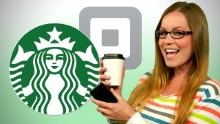 Open a Tab at Starbucks with Square Wallet!