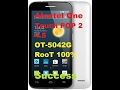 How to Root Alcatel One Touch Pop 2 - 4.5 (OT-5042G) 100% Success