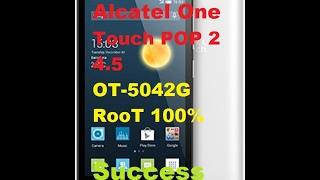 How to root an alcatel onetouch sonic lte videos / InfiniTube