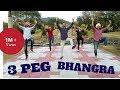 3 PEG BHANGRA Choreography By ANKUSH mp3
