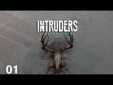 Let's Play: Intruders: Hide and Seek Part 1  