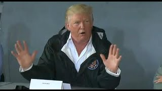 President Trump's Puerto Rico comments