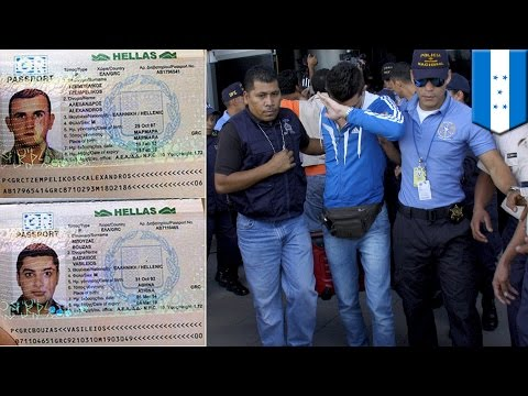 Illegal Syrian immigrants: Fake passports get five men arrested in Honduras- TomoNews