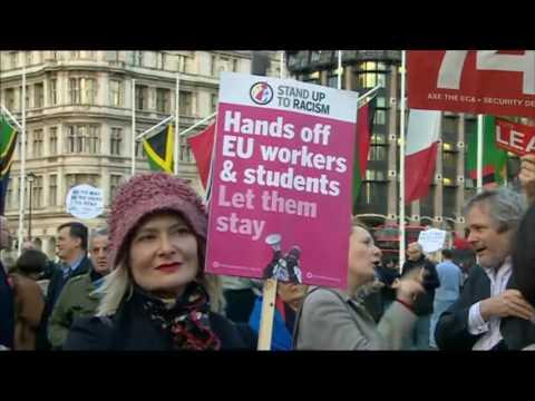 Nicola Sturgeon's referendum hijacks May's big Brexit moment