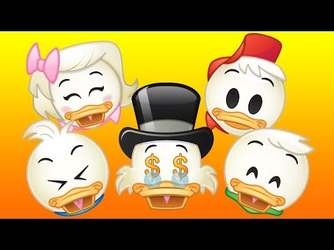 DuckTales As Told By Emoji | Disney