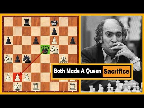 Queen Sacrifice vs. Mikhail Tal! Is It A Good Idea???