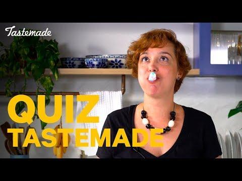 VOCÊ SABERIA RESPONDER ESSE QUIZ TASTEMADE? | Tod@s Tentam