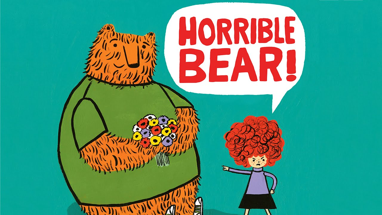 Image result for horrible bear