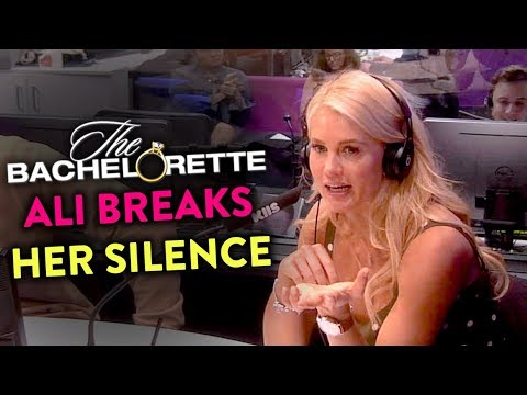 Bachelorette Ali Breaks Silence Over THOSE Cheating Rumours | KIIS1065, Kyle & Jackie O