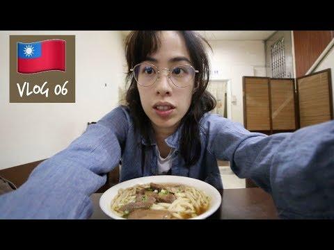 Taiwan Vlog 06 [Airport drama, Kaohsiung, Liuhe night market]