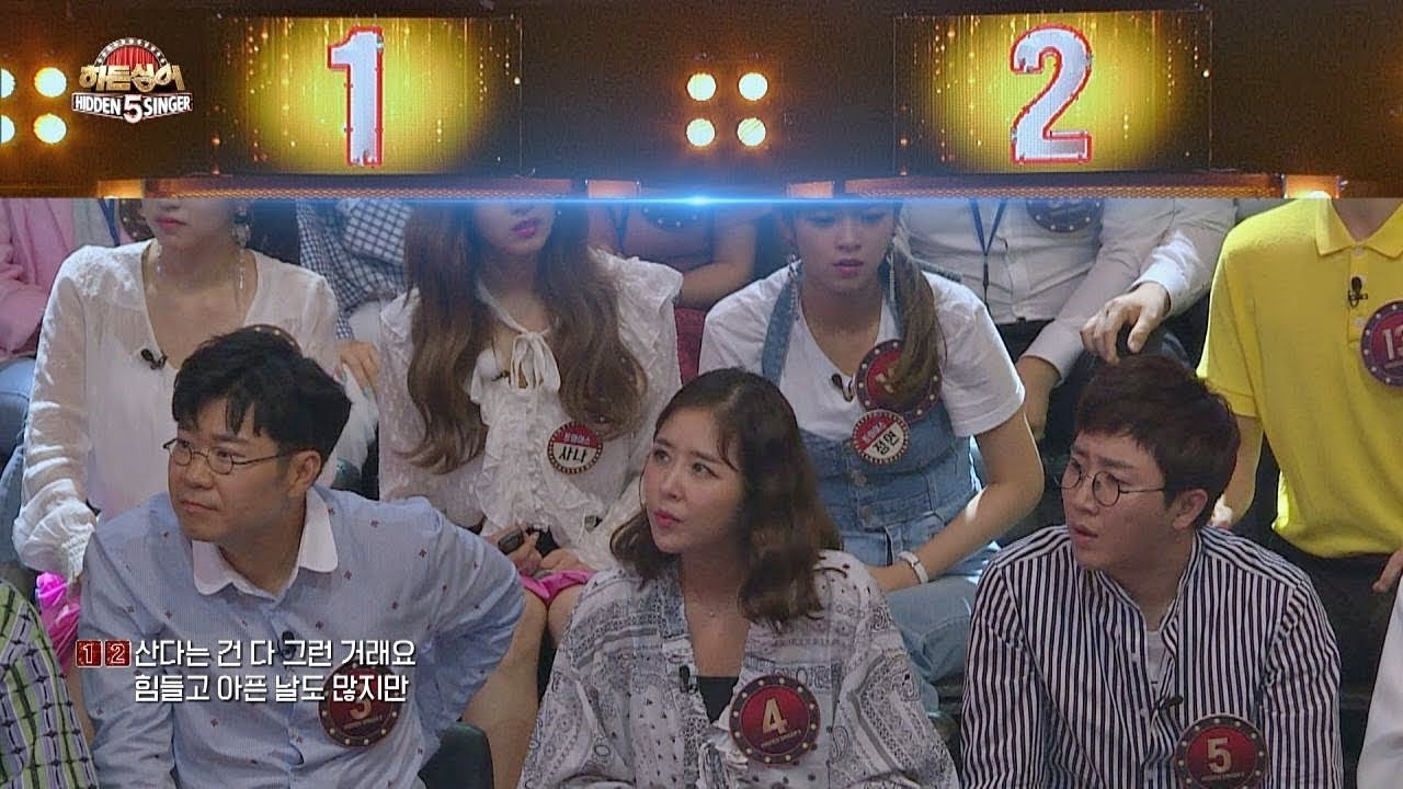 Download [홍진영(Hong Jin-young) 3R] 수험생 힐링송으로 인기폭발↗ '산다는 건'♪ 히든싱어5(hidden singer5) 7회