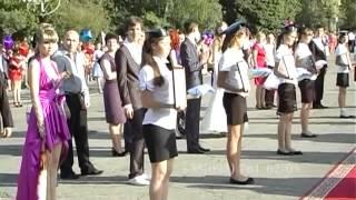 400 Чугуевские ученики сделали шаг во взрослую жизнь