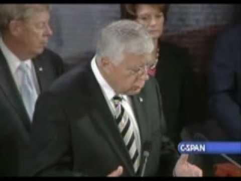 Senators Mike Enzi and Judd Gregg discuss Obama Health Care