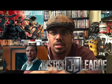 """Justice League Movie Clip """"We Need Superman"""" Reaction!"""