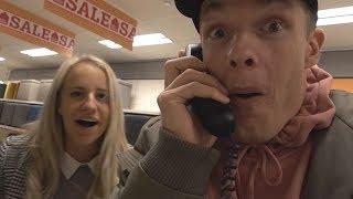 JE RAADT NOOIT WIE IK AAN DE TELEFOON HEB! #1628