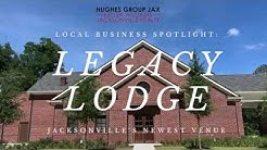 Legacy Lodge | Jacksonville Florida's Newest Event Space