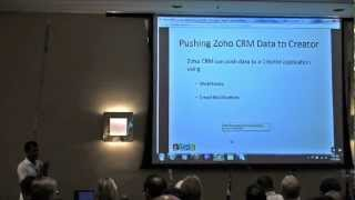 zoho training creating custom applications for your business integrating them with crm
