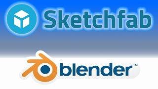 blender Gets SketchFab Support