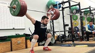 SNATCH 70 - 190 kg / 419 lbs / A.TOROKHTIY